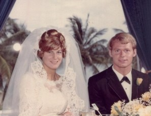 Jean and Bill Soman Miami 6-15-69